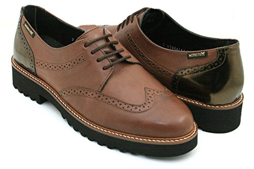 Cordones Para De Zapatos Sally Hazelnut Black 7900 3000 Mujer Mephisto xqagpwAnYx