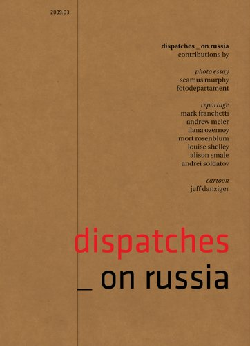 Dispatches D3: On Russia pdf epub