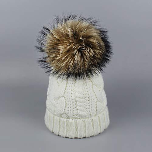 e631e7e7 Amazon.com: HOKUGA: 3 winter hat- fur winter hat- nike winter hats ...