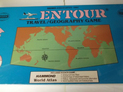 Entour Travel Geography Game by oximo