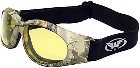 Amazon.com: Global Vision Eyewear ELIM - Gafas de seguridad ...