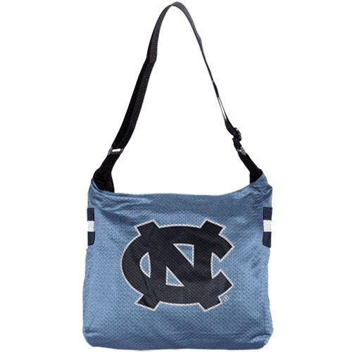 NCAA North Carolina Tar Heels (UNC) Ladies Carolina Blue Veteran Jersey Tote Bag ()