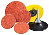 Norton 62328 3 in. Norton Sg Blaze Speed-Lok Tr Discs, Grit 36, Package Of 25