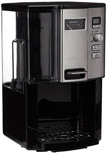 Coffee Demand 12 Cup Programmable Coffee Maker - Cuisinart DCC-3000FR 12 Cup Coffee on Demand Programmable Coffee Maker (Certified Refurbished)