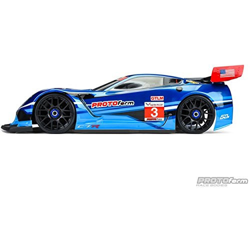 Chevrolet Corvette C7.R Clear Body (GT1) 155140