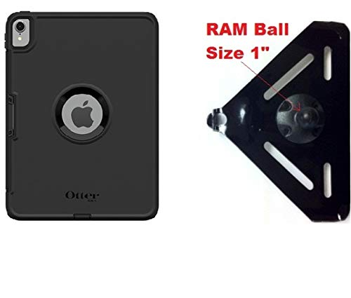 定番  SlipGrip RAM 1インチボール互換マウント Apple iPad Pro Pro Apple 11インチタブレットOtterboxディフェンダーケース用 RAM B07NJKS1HN, 駒ヶ根市:01b45f23 --- senas.4x4.lt