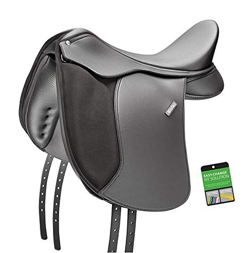 (Wintec 500 Dressage Saddle Flocked 18)