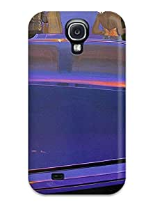 EQlVFHo2324puhwz Anti-scratch Case Cover Jeremy Myron Cervantes Protective Vehicles Car Case For Galaxy S4