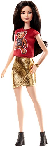 Barbie Teddy Bear Flair Fashion Doll