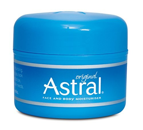 Astral Cream (Astral Moisturising Cream 200ml by Astral)