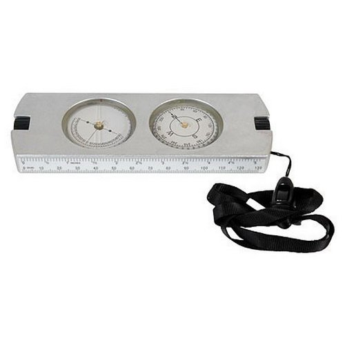Price comparison product image Stanz (TM) Inclinometer Clinometer Compass 2-In-1 Precision Satellite Survey Tools For Slope Height Measurement