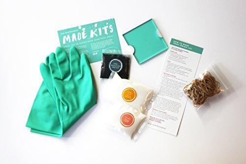 Indigo Dye Kit by One-OneThousand I shibori, diy fabric dye kit, adult crafts, basic kit