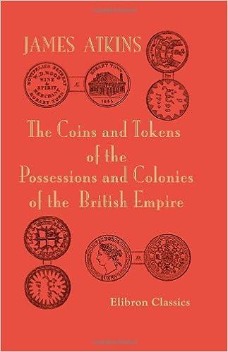 1889. Monedas y fichas de las posesiones y colonias del Imperio Británico.  41eGQ1QoY4L._SX321_BO1,204,203,200_