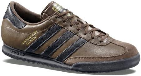 New Adidas Originals Beckenbauer Allround Mens Trainers - Brown ...
