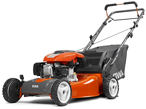 Lawn Mower Garden Grass Tools Machine 22'' 149cc Gas Engine Self Propelled AWD 2-in-1 Cutting System Outdoor Backyard Patio - Skroutz by Skroutz