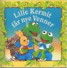 Lille Kermit Far Nye Venner Baby Kermits New Friend Henson