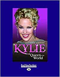 Kylie Queen Of The World Large Print 16pt Amazon Es