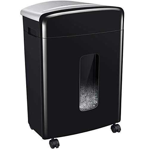 Bonsaii 16-Sheet Micro-Cut Paper/CD/Credit Card Shredder Now $99.99 (Was $169.99) **Today Only**