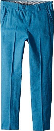 75c1d4f6c Appaman Kids Baby Boy's Suit Pants (Toddler/Little Kids/Big Kids) Teal
