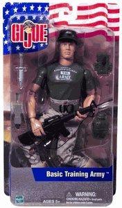 GI Joe Basic Training Army Figure