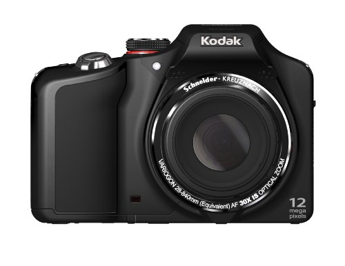 Kodak Easyshare Camera Bundle (Kodak EasyShare Z990 12 MP Digital Camera with 30x Optical Zoom, HD Video Capture and 3.0-Inch)