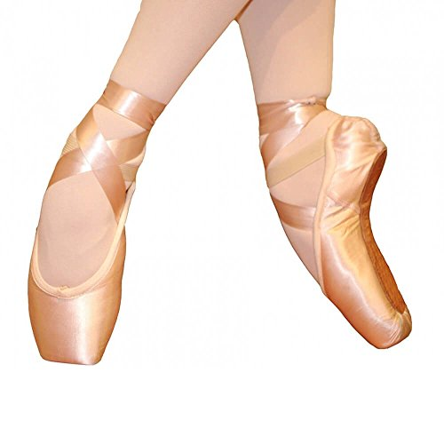 fuzi-womens-pink-stain-pre-arch-hard-shank-ballet-pointe-shoes-european-pink-38d