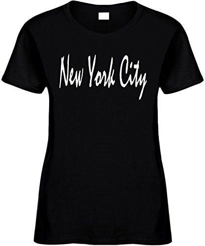 Women's Size S T-Shirt (NEW YORK CITY (NYC, NY)) Ladies Shirt (Party City Las Cruces)