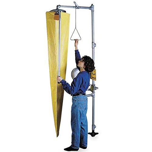 Bradley S19-330ST Drench Safety Shower Tester with 6' Aluminum Handle by Bradley