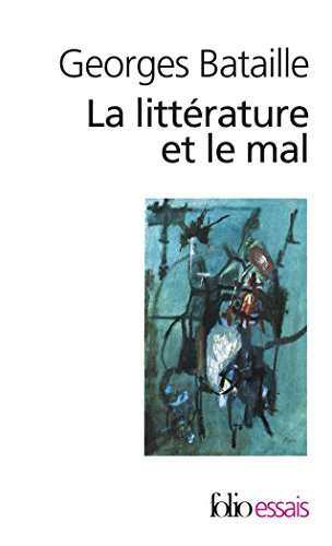 Litterature Et Le Mal (Collection Folio/Essais) (French Edition)