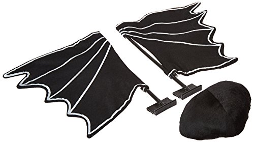 Mystic Industries Black Bat Halloween Vehicle Costume -