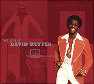 The Great David Ruffin: The Motown Solo Albums, Vol. 2