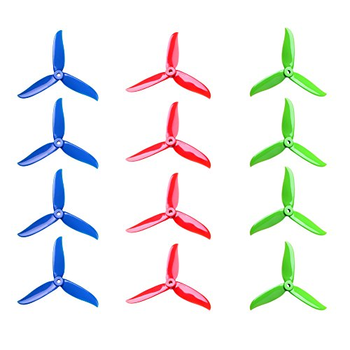 DALPROP CYCLONE Tri blade Propeller Quadcopter product image