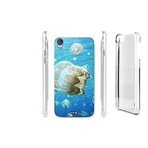 FUNDA CARCASA MEDUSA SEA PARA HTC DESIRE 820