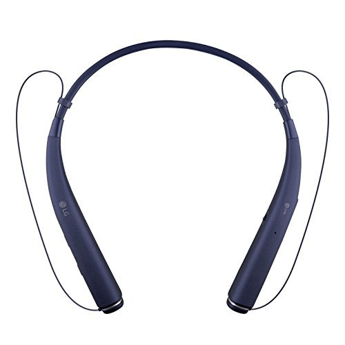 Lg Hbs 780 Tone Pro Wireless Bluetooth Stereo Headset Blue  Certified Refurbished