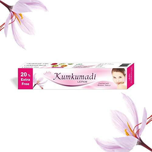 Jain Kumkumadi Lepam 30 g, Ayurvedic Fairness Cream