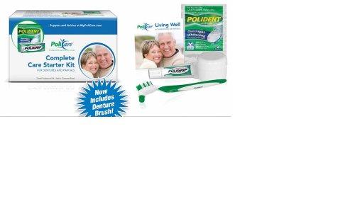 glaxosmithkline Polident 05387 Denture Essentials Kit (Pa...