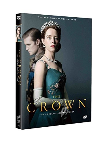 The Crown Season 2 DVD Set Nex