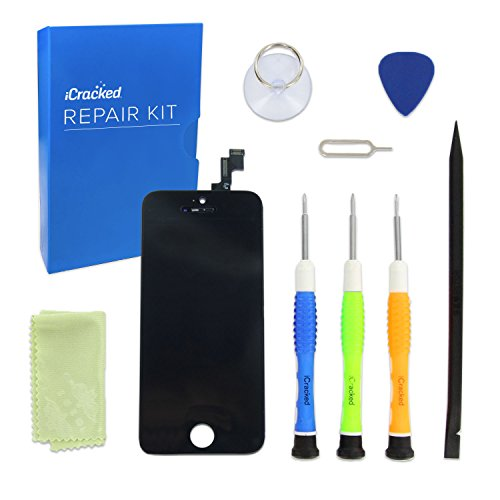 Icracked Iphone S Screen Replacement