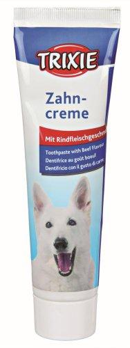 Trixie Zahncreme mit Fleischgeschmack, Hund, 100 g