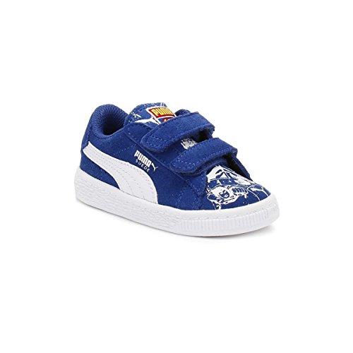 Puma Niñoss Azul Superman Street Zapatillas