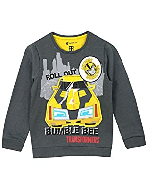 Transformers Boys' Transformers Sweatshirt