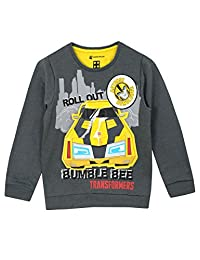 Transformers Boys Sweatshirt