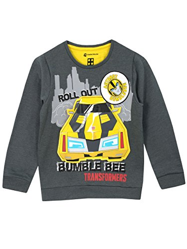 Transformers Boys Sweatshirt Size 6 -