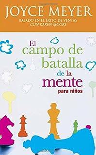 El Campo de batalla de la mente para niños - Pocket Book (Spanish Edition)
