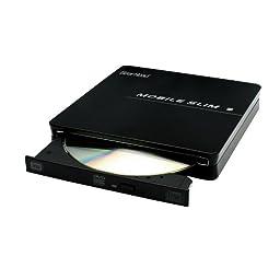 Gear Head 8X DVD Mobile Slim External Drive 8XDVDEXT-CP6V2