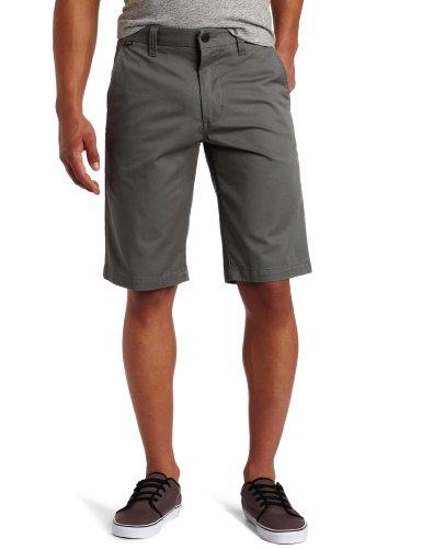 Fox Men's Essex Solid Short, Gray, 29