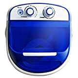 COSTWAY Mini Washing Machine, Portable Washer for