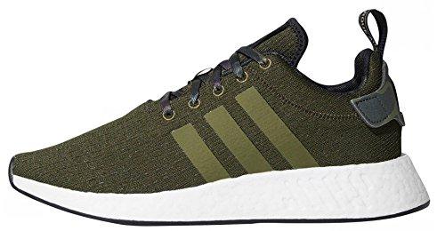 Adidas Nmd R2 Heren Heren B22630 Cblack, Olicar, Cblack