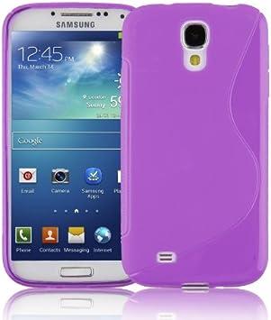 Cadorabo Funda para Samsung Galaxy S4 en ORQUÍDEA Violeta: Amazon.es: Electrónica