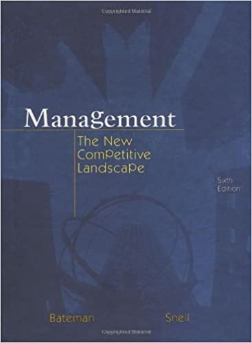 amazon management the new competitive landscape with cd and